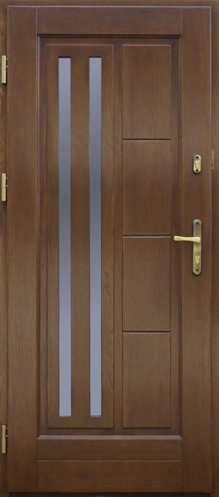 Drzwi zewn trzne for Drzwi z portalem